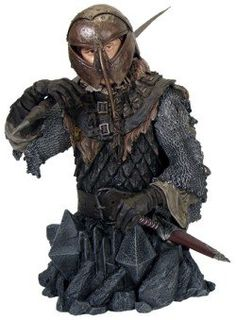 Lord of the Rings: Sam in Orc Armor Bust (Price $34.99 - for update please visit our store link) #Statue #Movies #LordOfTheRing Orc Armor, Samwise Gamgee, Frodo Baggins, The Loyal, Gandalf, Gentle Giant, Movie Characters, Bobble Head, Lord Of The Rings