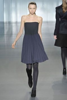 See the complete Calvin Klein Collection Fall 2008 Ready-to-Wear collection.