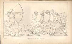 Resultado de imagen de john flaxman drawings