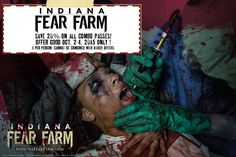 Indiana Fear Farm Opening Night Is Here