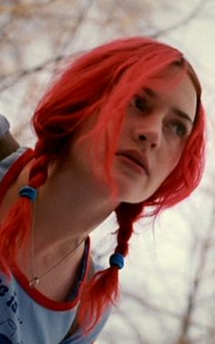 """Clementine"" Kate Winslet, Eternal Sunshine of the Spotless Mind, dir. Gondry"
