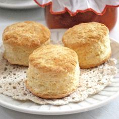 Scones for Daring Bakers