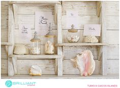 shells #beachwedding
