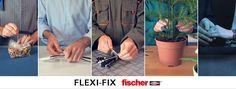 Quanti di Voi hanno provato la nuova fascetta #riutilizzabile di Fischer? Cosa ne pensate? http://www.bricohouse.it/prodotto/fascetta-flexi-fix-fischer/