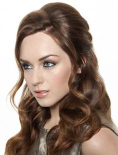 Easy party hairstyles - Hairstyles: Red Carpet Rose - goodtoknow