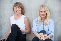 Josefin Eriksson and Nina Lund started DRIVET and they both work in Los Angeles. Josefin works as a freelance advertising producer, while Nina runs the production company Viking Brothers Entertainment with her brother Glenn Lund and actor Peter Stormare.