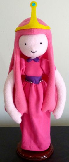 Adventure Time's Princess Bubblegum Inspired Doll