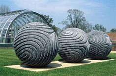 Peter Randall-Page  Inner Compulsion    I carved a foot tall knob out of stone in this man's studio :B