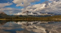 Alaskan lake by Walter Jagiello on 500px