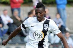 Juventus to sign Ghanaian striker Bernard Mensah - http://www.ghanatoghana.com/juventus-to-sign-ghanaian-striker-bernard-mensah/