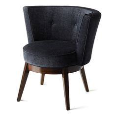 DAVIDSON London - The Morton Chair in American black Walnut