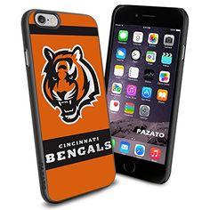 NFL CINCINNATI BENGALS Cool iPhone 6 Case Collector iPhone TPU Rubber Case Black Phoneaholic http://www.amazon.com/dp/B00SVD5ZVM/ref=cm_sw_r_pi_dp_ly2nvb16BPPH5