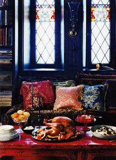 Gourmet Magazine, November 2009.