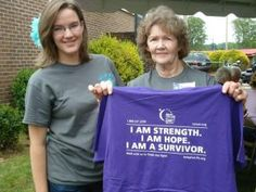 Amazing high school student raises funds for ovarian cancer awareness