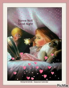 picmix.com autum nights gifs | Bonne Nuit - Good Night - PicMix
