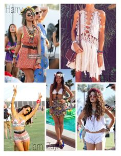 """Preference: Outfits for Coachella"" by sraaguspayne ❤ liked on Polyvore"
