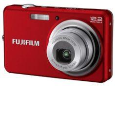 Fujifilm FinePix J32, 12.2 MP, S.R Auto, Face Detection, New Digital Camera.