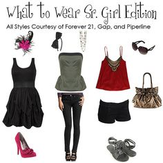 What to Wear- Senior Girl Edition {Spokane, WA Senior Photographer} Photography Senior Pictures, Senior Portrait Photography, Clothing Photography, Senior Portraits, What To Wear Today, How To Wear, Senior Girls, Photo Sessions, Style Guides