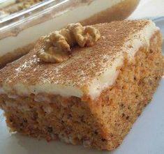Carrot Cream Cake Recipe – Pastry World Bread Recipes, Cake Recipes, Dessert Recipes, Desserts, Beef Pies, Mince Pies, Red Wine Gravy, Carrot Cream, Flaky Pastry