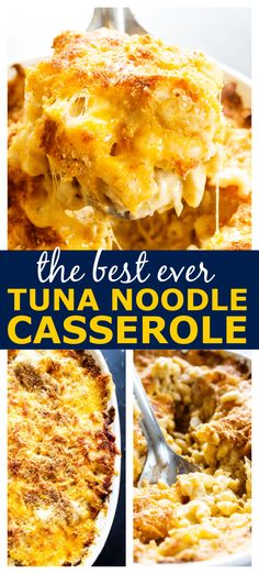 Dinner Recipes Easy Quick, Brunch Recipes, Easy Meals, Easy Casserole Recipes, Casserole Dishes, Noodle Casserole, Fish Recipes, Beef Recipes, Friend Recipe