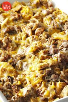33 Make-Ahead Casseroles We're Eating All Fall Long