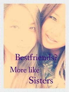 Me and my best friend Chesney she's awesome