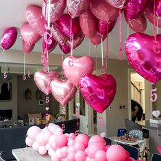 Inflated Balloons Delivered To Your Door For Any Special Occasion. Shop Our Helium Balloons Today - Delivered To All UK Mainland Addresses. Helium Balloons, Foil Balloons, Bubblegum Balloons, Personalized Balloons, Balloon Delivery, Room Setup, Anniversary Parties, Balloon Decorations, Bubble Gum