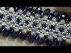 "Tutorial Bracelet ""Shining Promenade"" - August 2016 - YouTube"