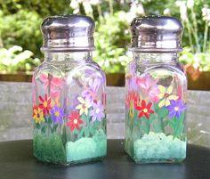 Dragonflies Salt and Pepper