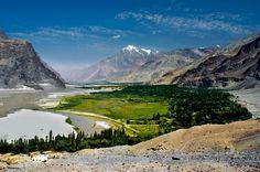 Shigar Valley gilgit Pakistan
