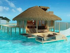 .This would be a very romantic getaway... when i was younger I wanted to go to a place like this for my honeymoon.