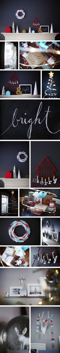 pinksugarland christmas decor 2012