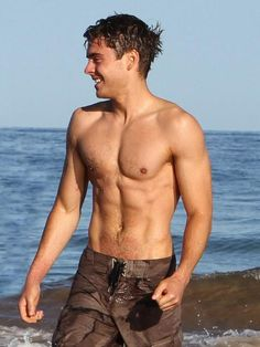 WOW! Look who's all growed up! Zac Efron...mmmmmm.