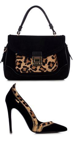 LORIBLU Bag & Decollete Shoes #Heels