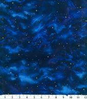 Premium Quilt Fabric-Stars Navy