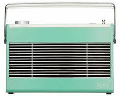 1960s-style John Lewis 150th Anniversary Aston DAB / FM radio