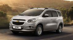 Harga dan Spesifikasi Chevrolet Spin 2013 #chevrolet