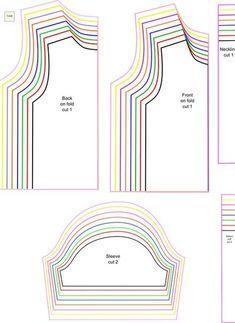 Free Sewing Patterns: Free Printable PDF Patterns and Tutorials Get Z . - Free Sewing Patterns: Free Printable PDF Patterns and Tutorials Get Z …, - Sewing Patterns Free, Free Sewing, Clothing Patterns, Free Pattern, Dress Patterns, Pattern Drafting Tutorials, T Shirt Sewing Pattern, Onesie Pattern, Pajama Pattern