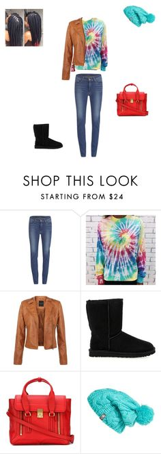 """""""Ootd#31 Monday"""" by ctennisbeau on Polyvore featuring Levi's, UGG Australia, 3.1 Phillip Lim and The North Face"""