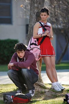 """Nellie and Charlie in The Glee Project Season 2, Episode 3: """"Vulnerability"""""""