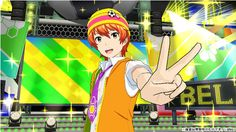 THE IDOLM@STER SideM LIVE ON S@GE- Yusuke pose