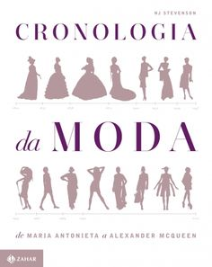 Livro Cronologia da Moda.