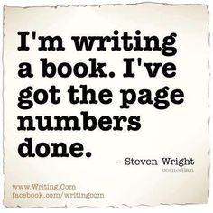~ Steven Wright    -- LOL!