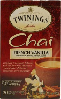 Twinings French Vanilla Chai