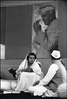 India - Henri Cartier Bresson