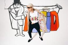 ASSID tira sarro em coleção primavera/verão 2019 Streetwear, Donald Duck, Disney Characters, Fictional Characters, Short Sleeve Tee, Brazil, Block Prints, Street Outfit, Fantasy Characters