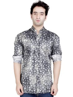 ec3277c758 Buy Garun Multi Color Printed Casual Shirts for Mens on Zinnga Fashions.