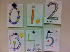 Sifferbok – att lära sig siffror | Emma