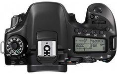 [ Công nghệ] Canon EOS 80D | CANON DSLR