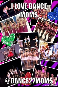 @I Love Dance Moms profile pic contest entry